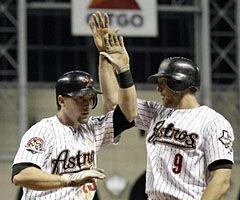 Braves implode against Astros