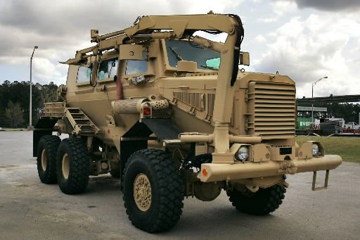 Force Protection wins $46.6M Buffalo order