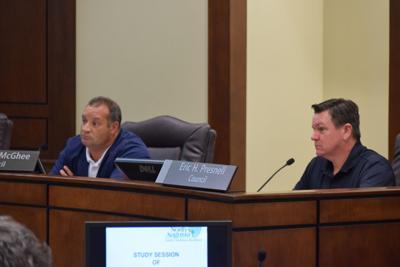 Eric Presnell, David McGhee, Nov. 16 City Council