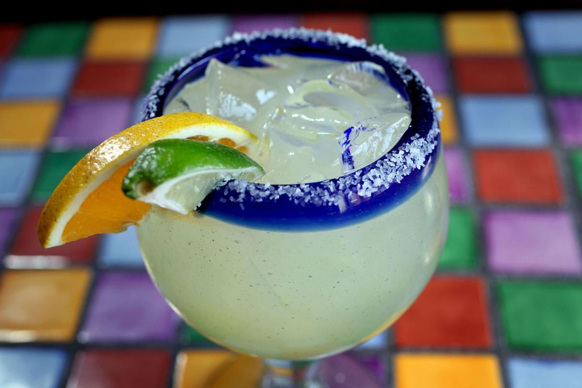 Margarita original recipe