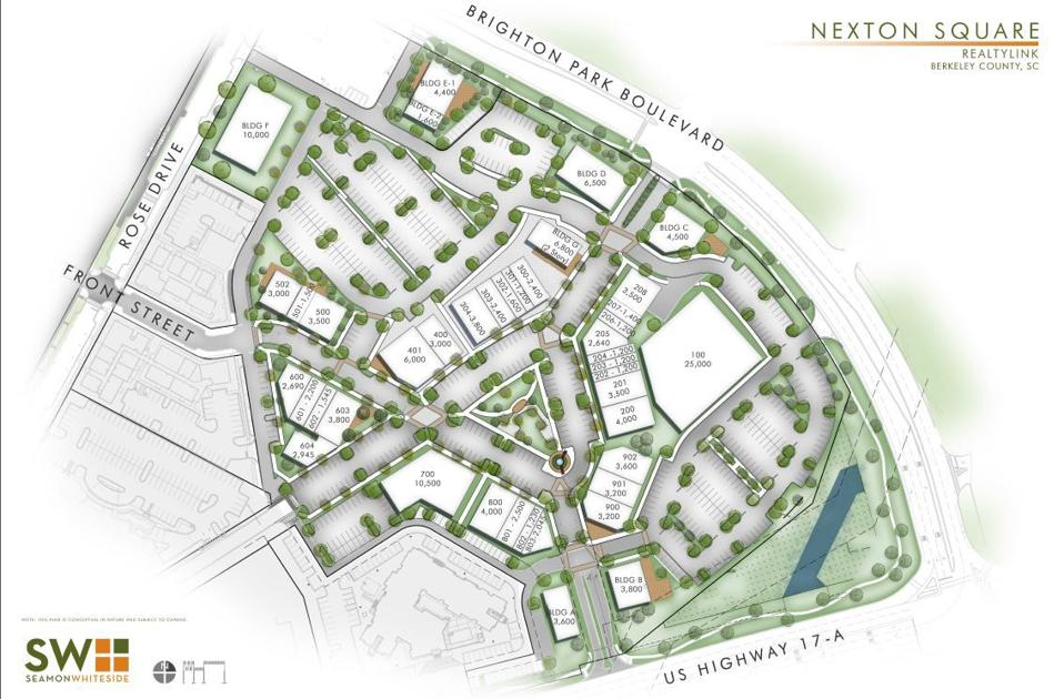 Developer Buys Land For Shopping Center Near Summerville