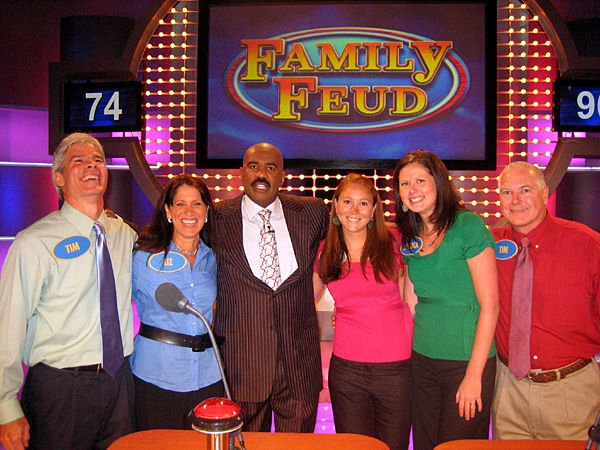 Spoof lands locals a stint on 'Feud'