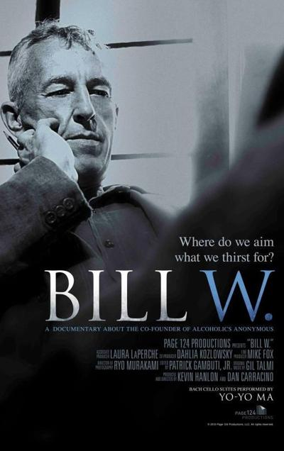 'Bill W.' AA saved him, but not totally