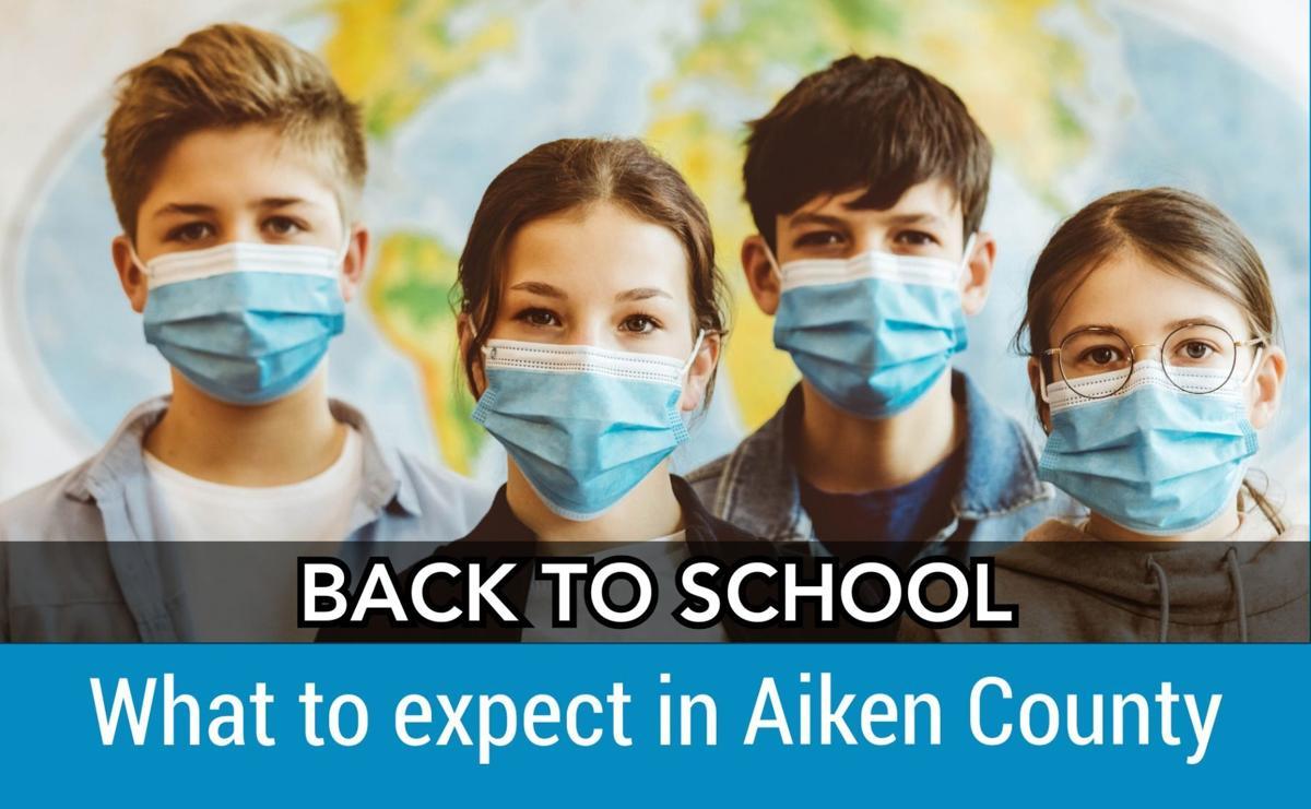 Back to School aiken county
