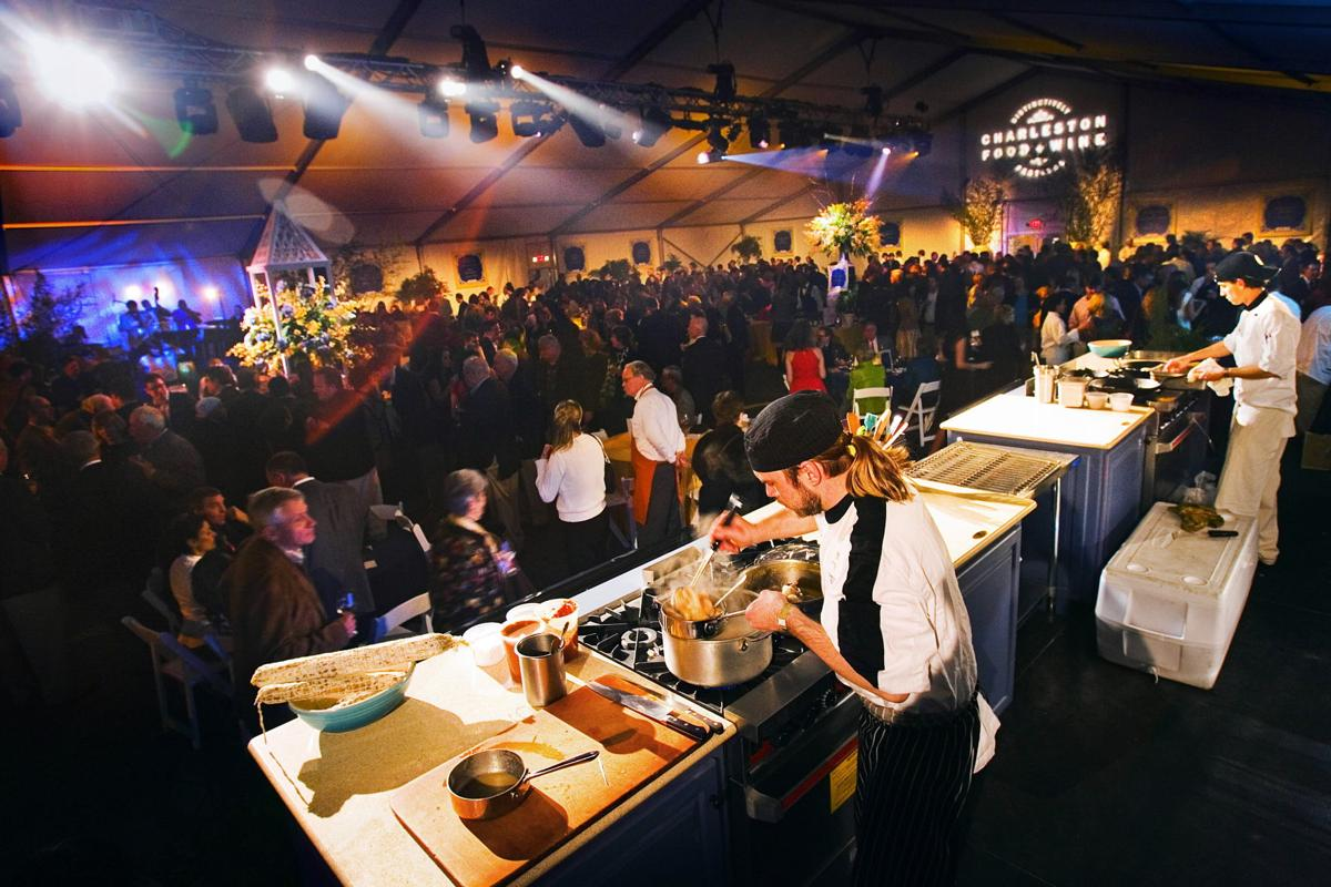 Search for new leader of Charleston Wine + Food Festival ramps up