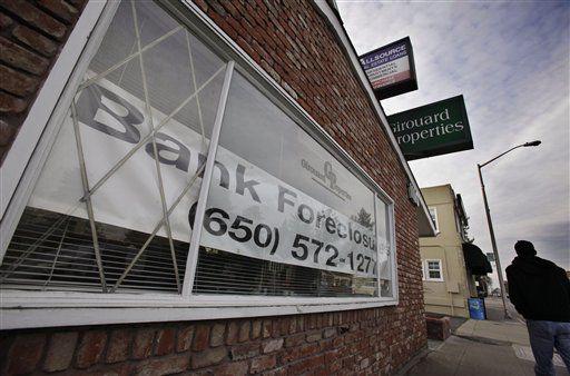 Banks repossess 1 million homes in 2010