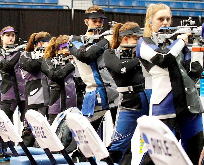 NCAA rifle Citadel