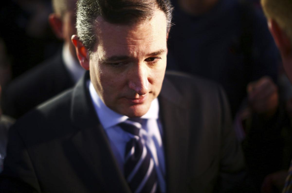 Cruz dismisses GOP's 'mushy middle' at his own peril