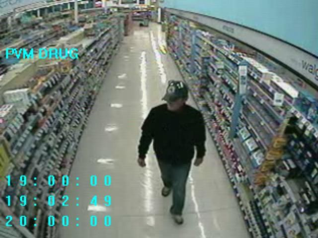 Robber steals nearly 800 pain pills from North Charleston pharmacy