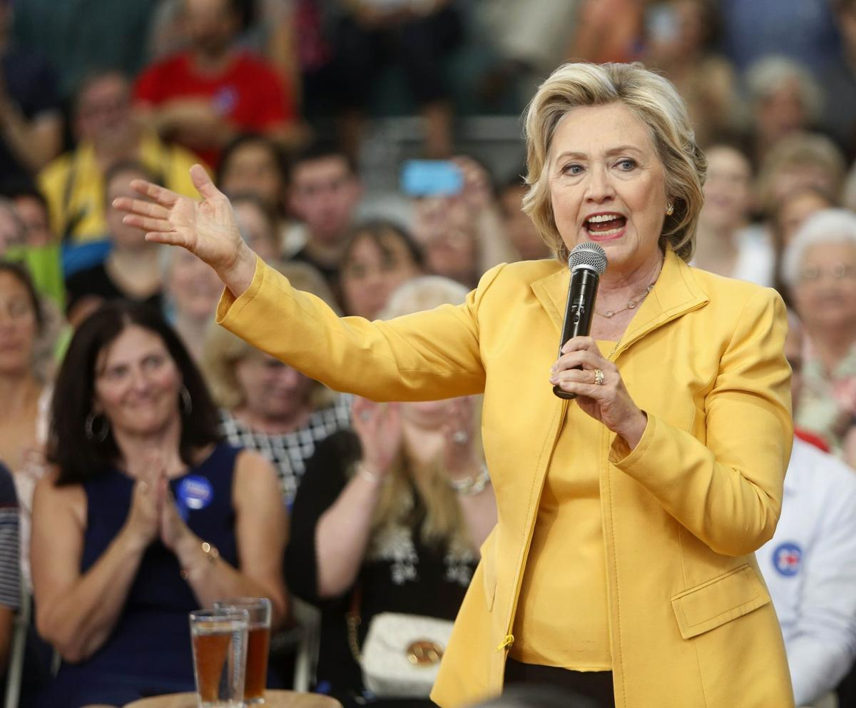 Hillary Clinton won't take a position on Keystone pipeline