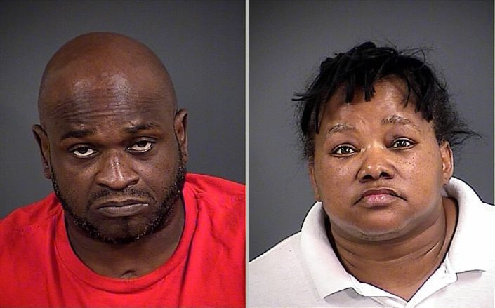 Charleston couple arrested on heroin charges