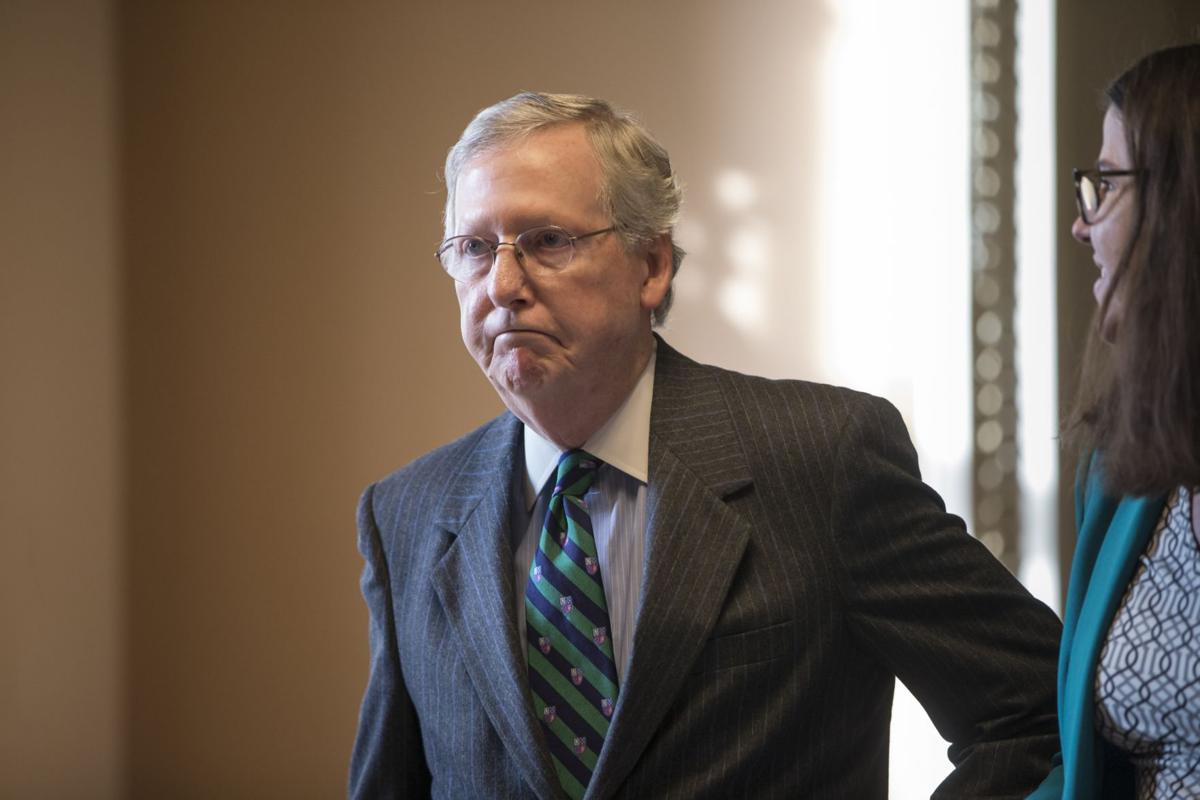 GOP Senators: No hearing, no vote for Obama's Supreme Court pick