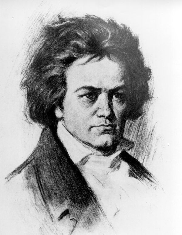 British professor reconstructs lost Beethoven piece