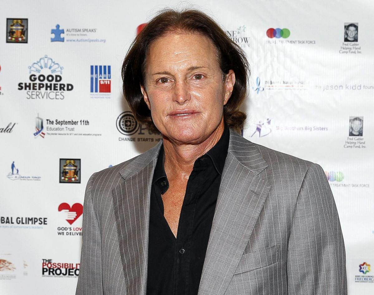 Bruce Jenner debuts Caitlyn in magazine