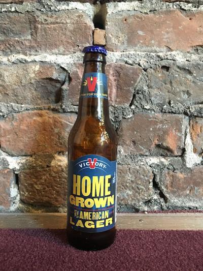 drink 101817 Victory Home Grown American Lager