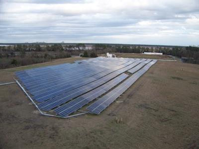 Bushy Park Solar Farm