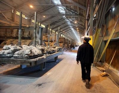 Bill to save Century faces 'great hurdles' Disagreement could snag Mt. Holly smelter's plan to buy electricity
