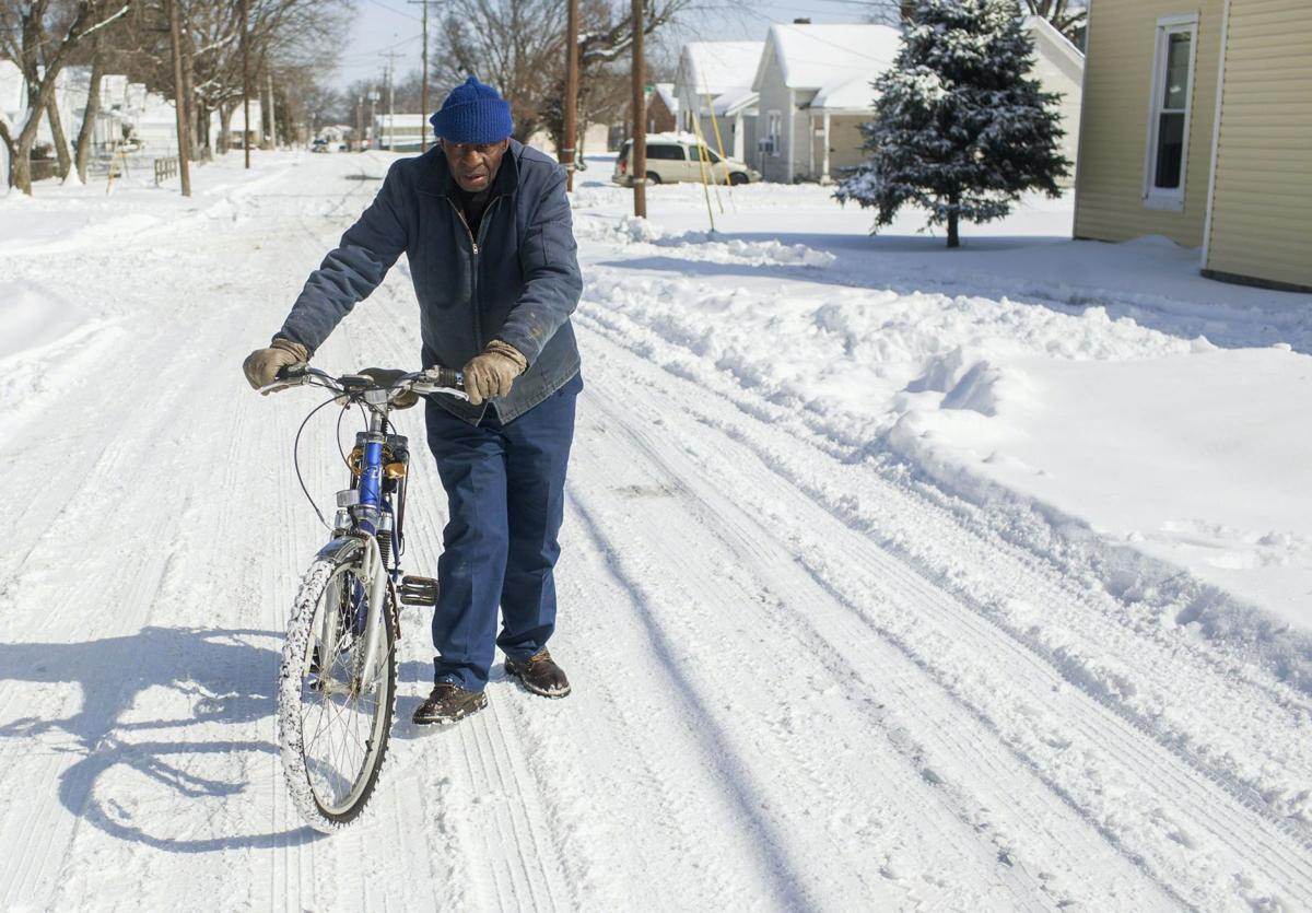 For much of South, no relief from winter storm, cold spell