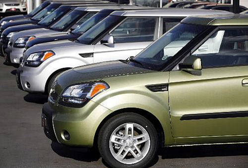 Feds probe steering problems in Kia Soul