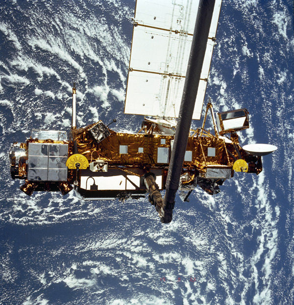 What if falling satellite hits you?