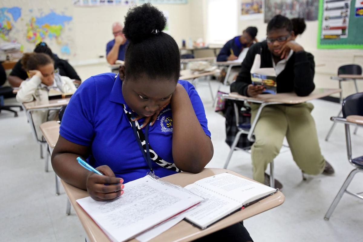 South Carolina students' end-of-course test scores rise, but racial gaps widen