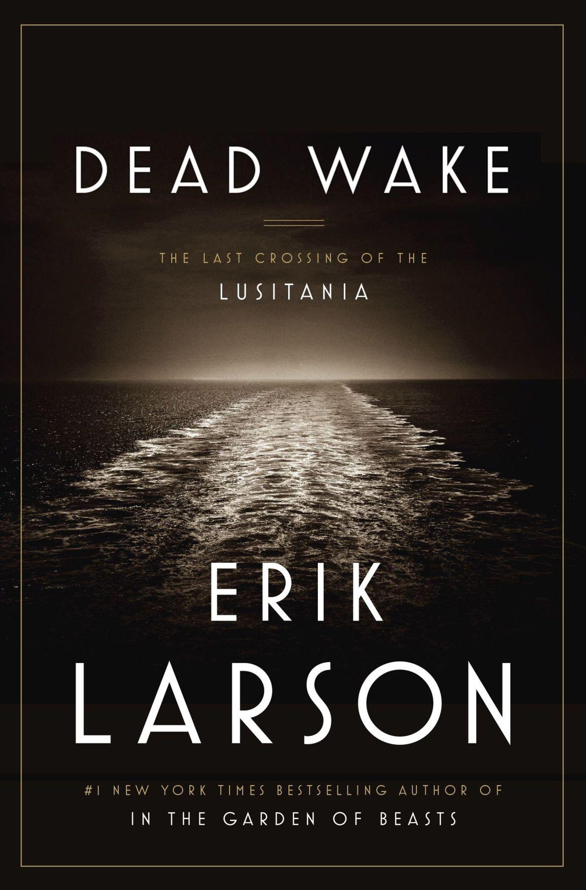 Erik Larson recounts sinking of Lusitania