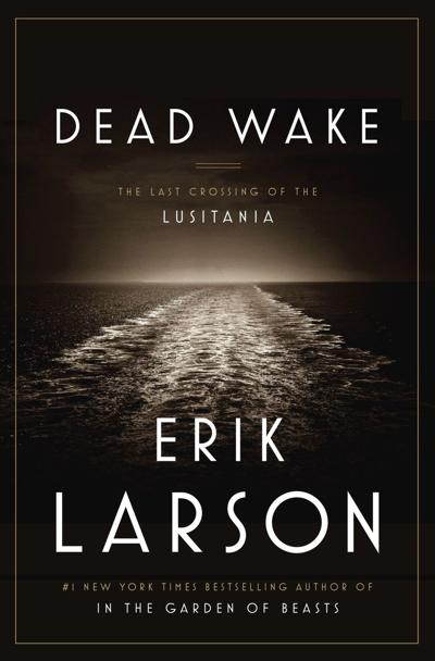 Erik Larson recounts sinking of Lusitania