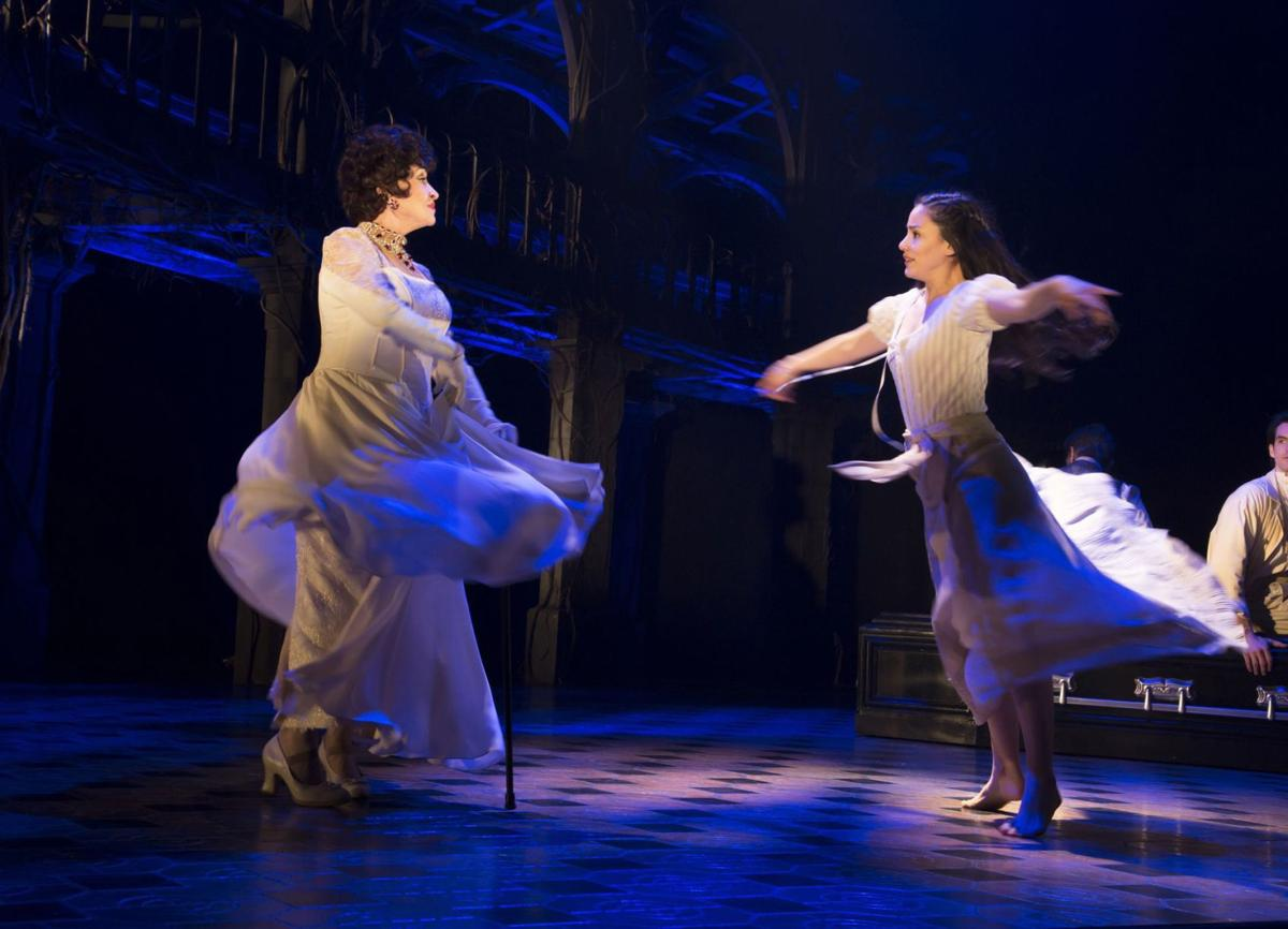 Dancing in the footsteps of Chita Rivera Michelle Veintimilla plays younger version of character