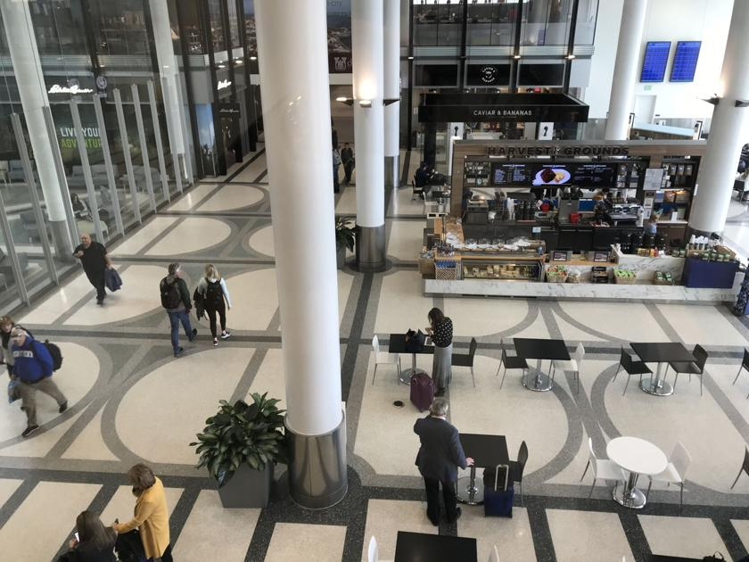Charleston airport passenger count jumps 6.3% in January