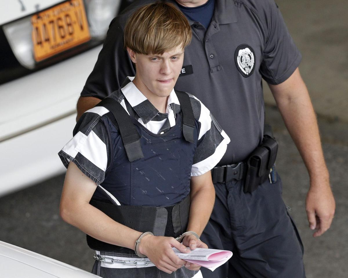 Dylann Roof wants his attorneys back until the penalty phase of his trial (copy)