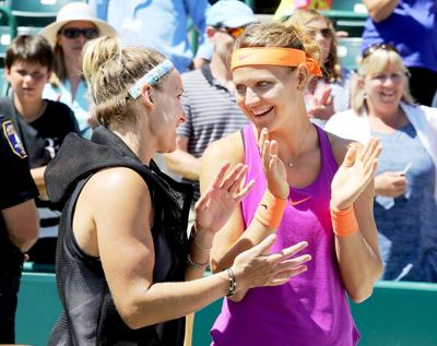Volvo Car Open Notes Tennis Channel A Boon To Tournament Sports