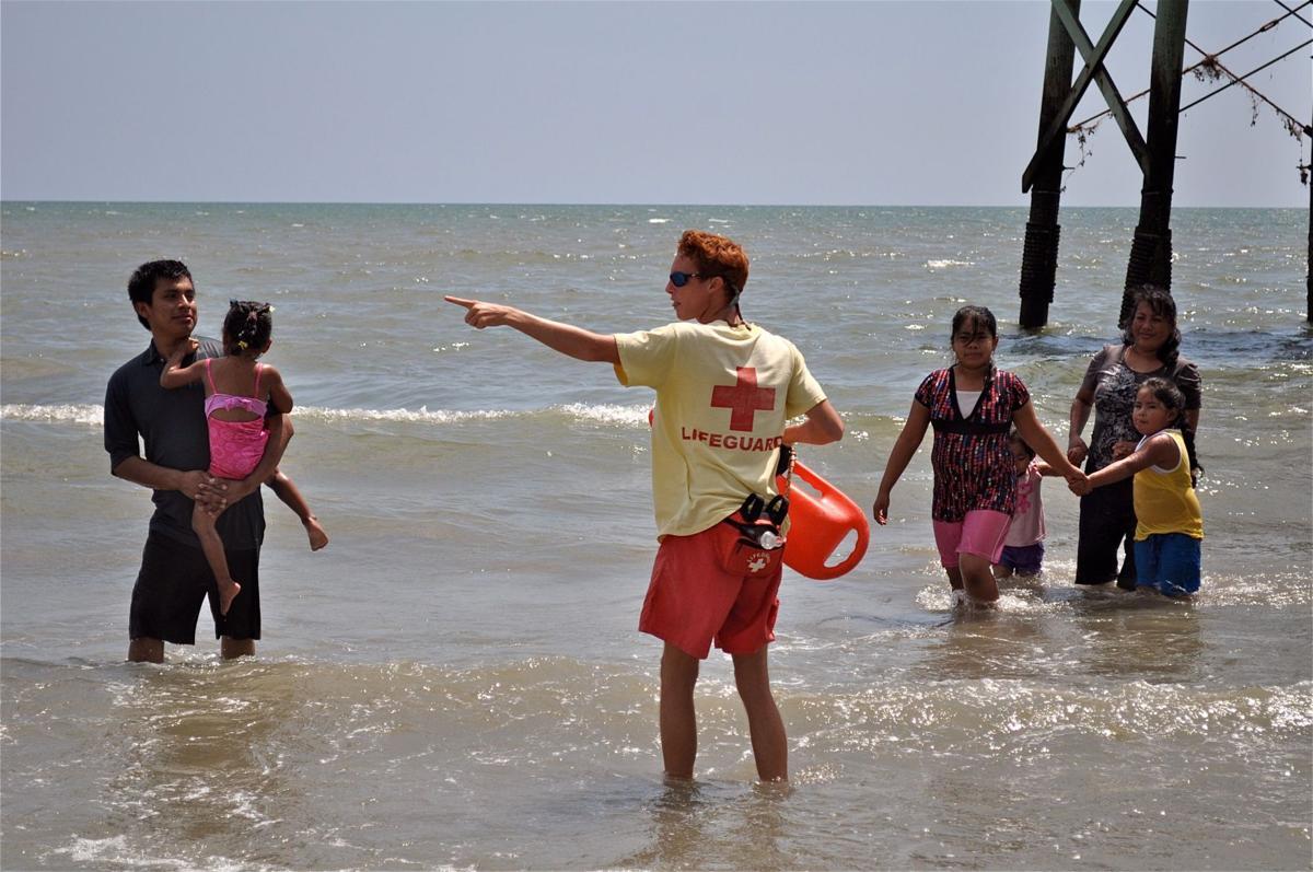 Beach lifeguards sad to say goodbye to summer