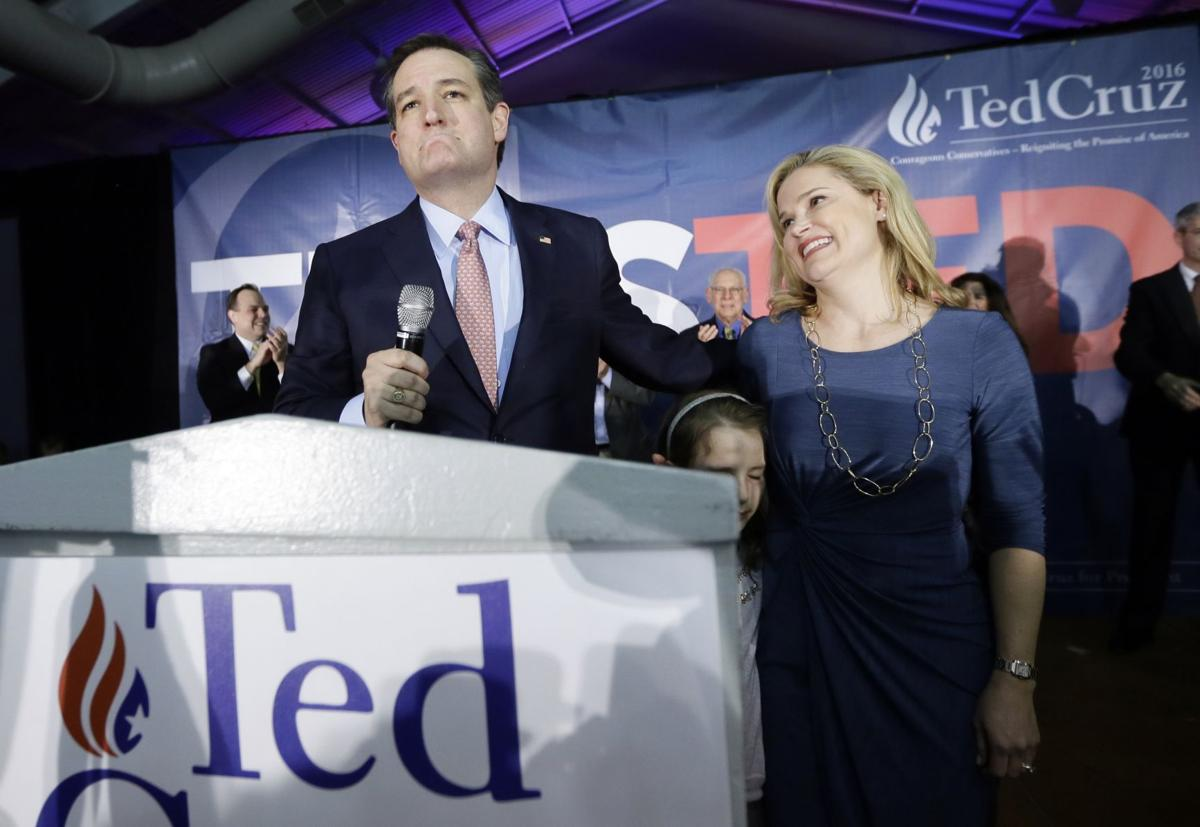 Cruz brings campaign back to SC with rally in Greenville