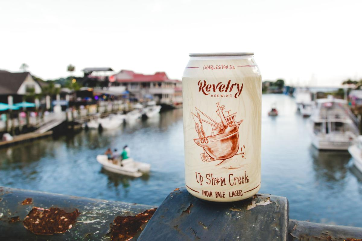 Up Sh*m Creek beer