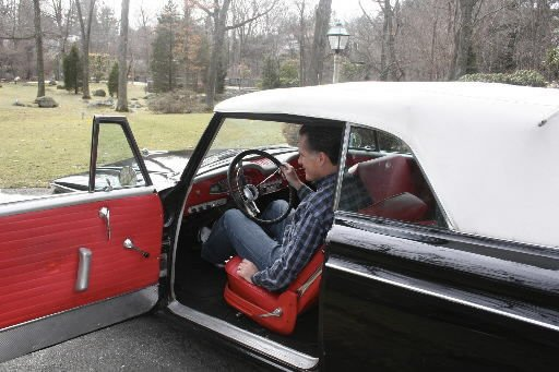 The personal side: Presidential candidates had a first car, too
