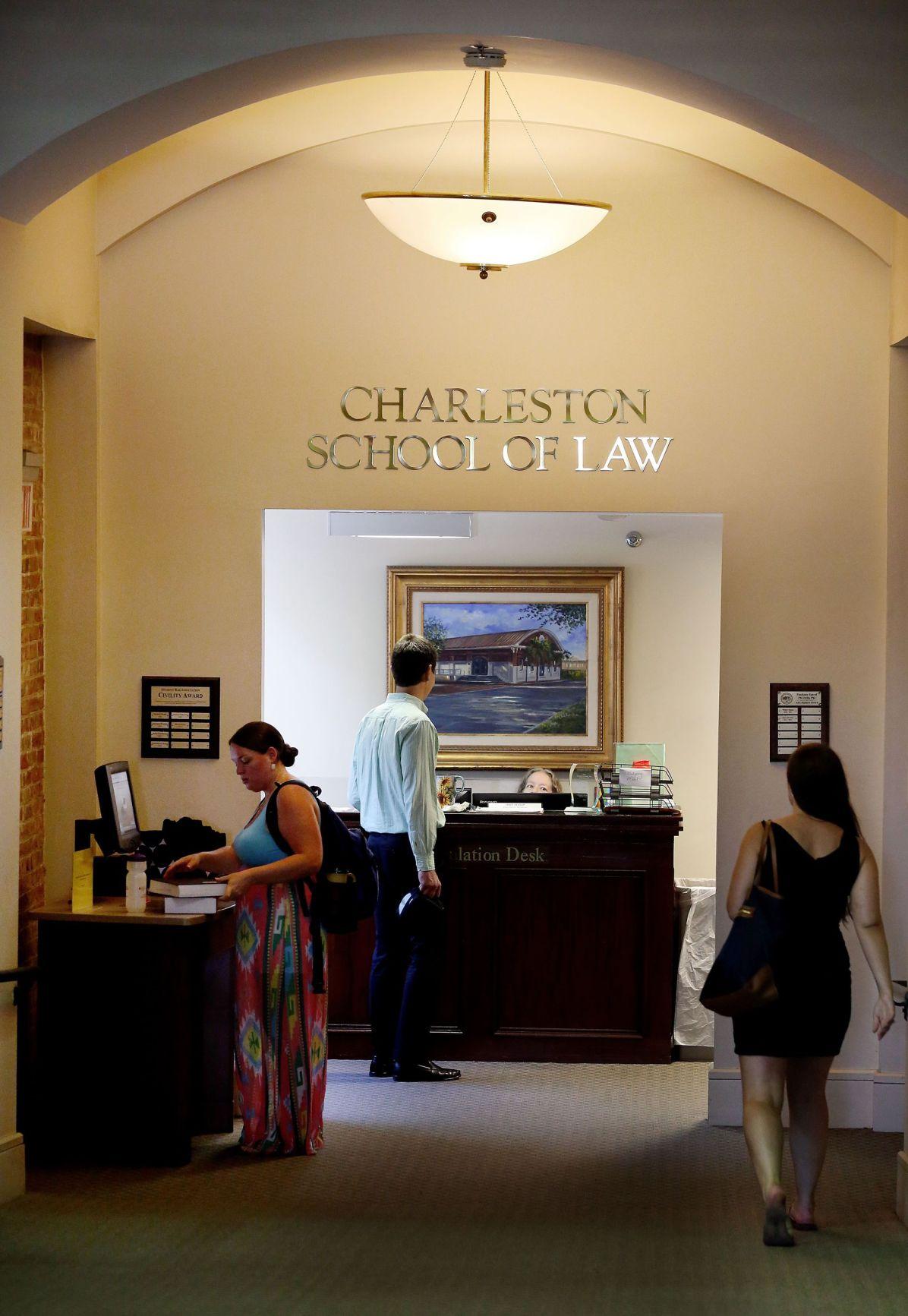 Charleston School of Law future still unclear