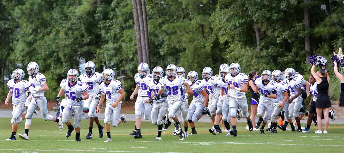 First Baptist makes its return to 11-man football