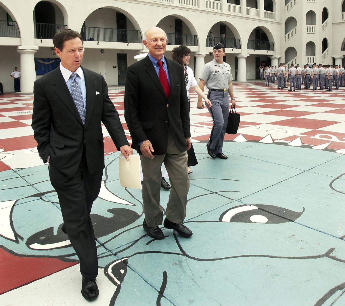 Conservatism thriving, say panelists at Citadel