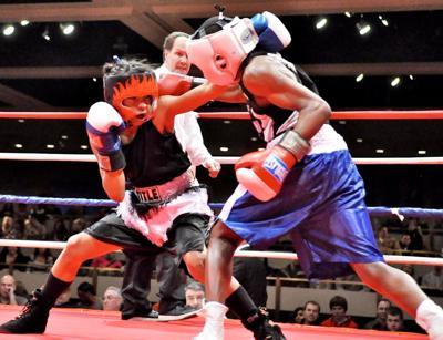 Hurricane Boxing presents Fight Night on Saturday