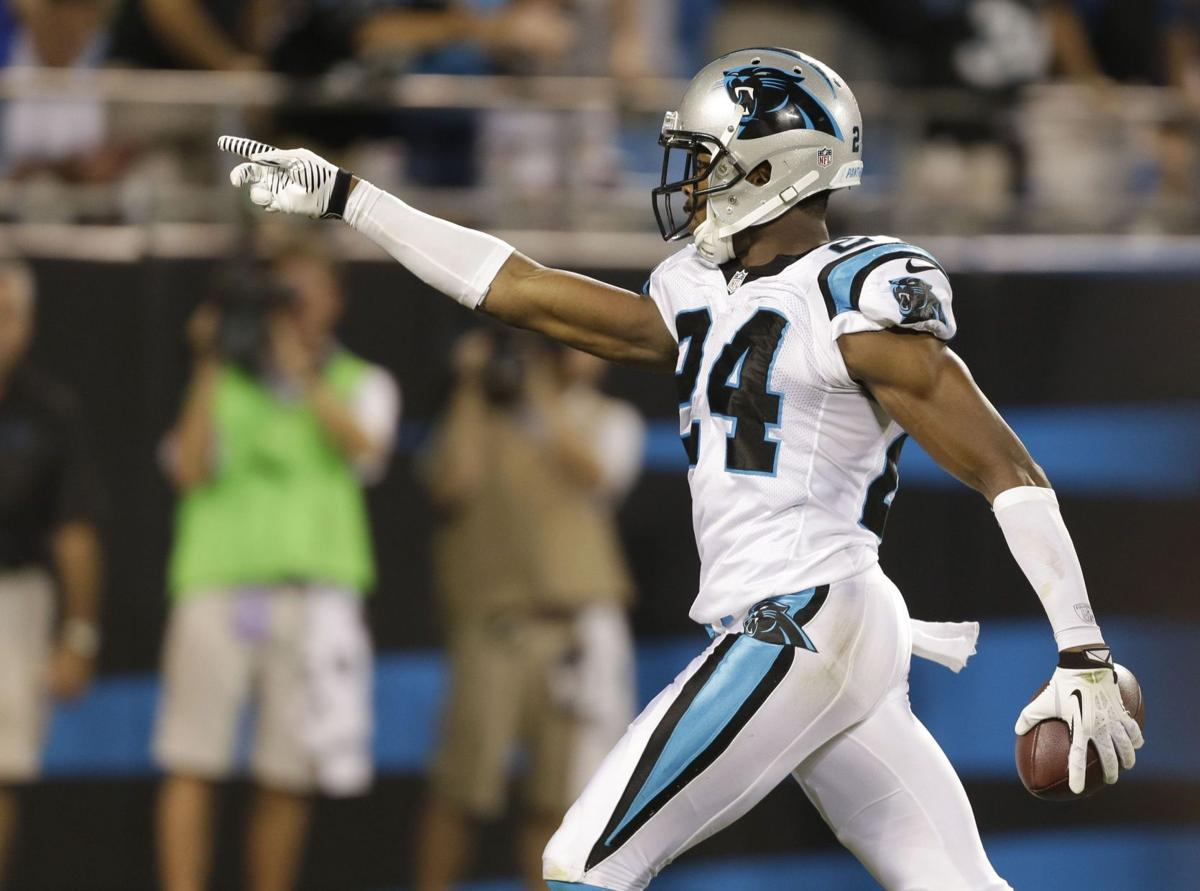 Josh Norman personifies Panthers' rise