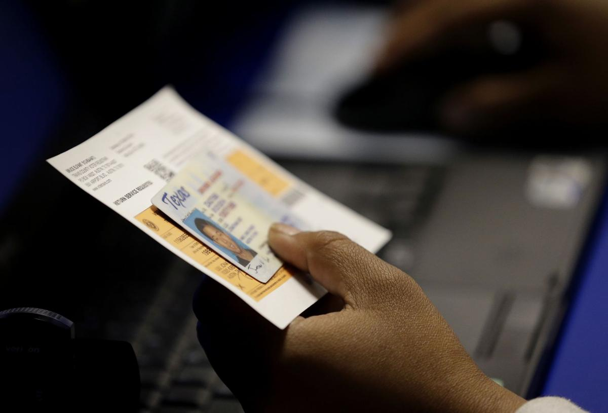 Appeals court: North Carolina voter ID law is discriminatory