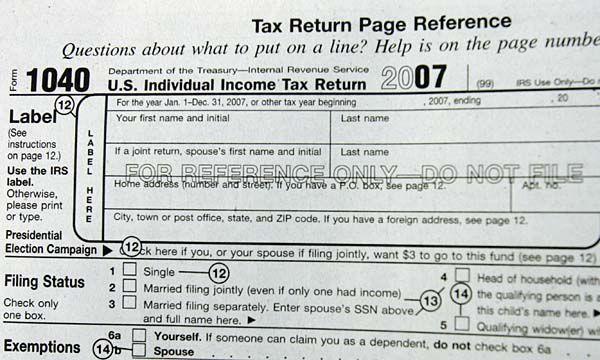Tax refund delay possible