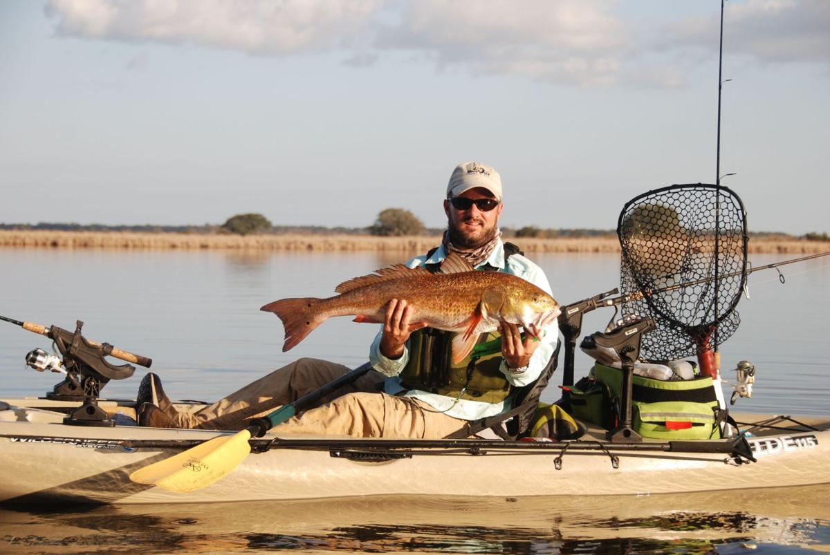 Paddle or pedal, kayaks are superb fishing machines