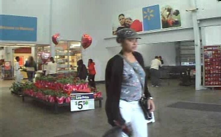 Goose Creek police ask help identifying Walmart theft suspect