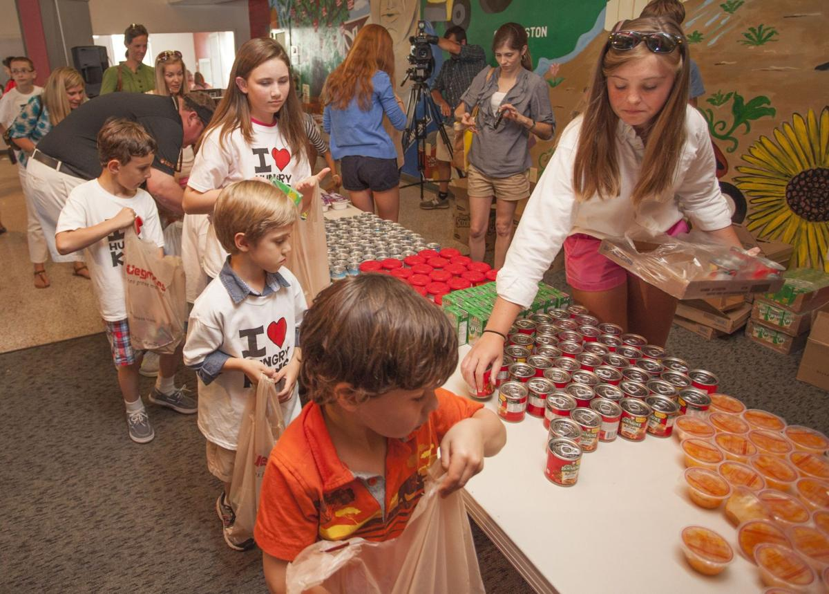 Lowcountry Food Bank Backpack Buddies