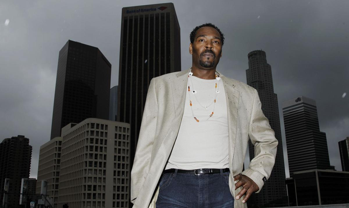 Rodney King's life is now 'easy'