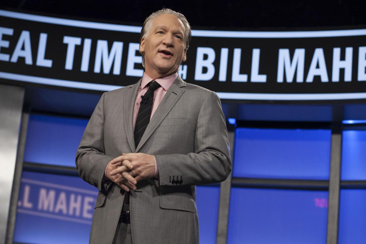 Talk show vet Maher forges ahead with hit formula