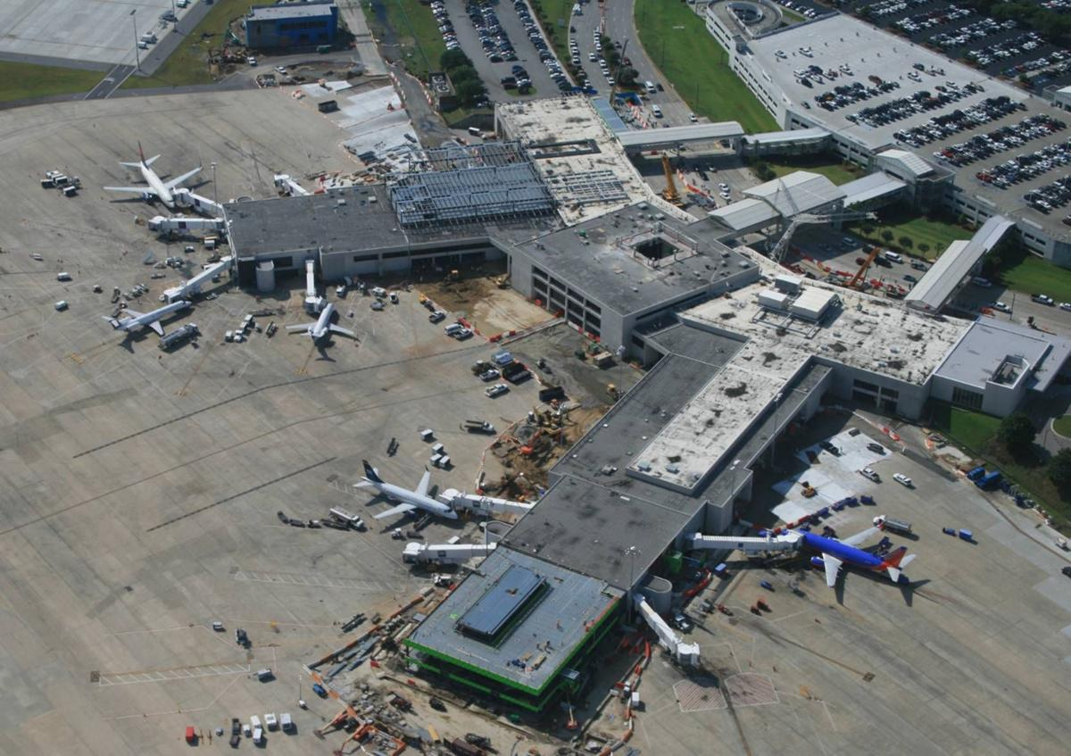 Airport wins award for $17.4 million apron construction