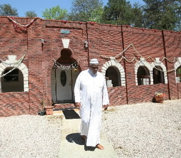 Muslim village continues to evoke fears, rumors