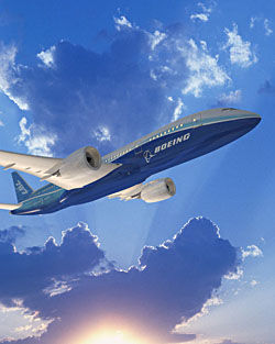 Boeing on track for 787 delivery
